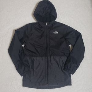 The north face warm jacket size 14-16